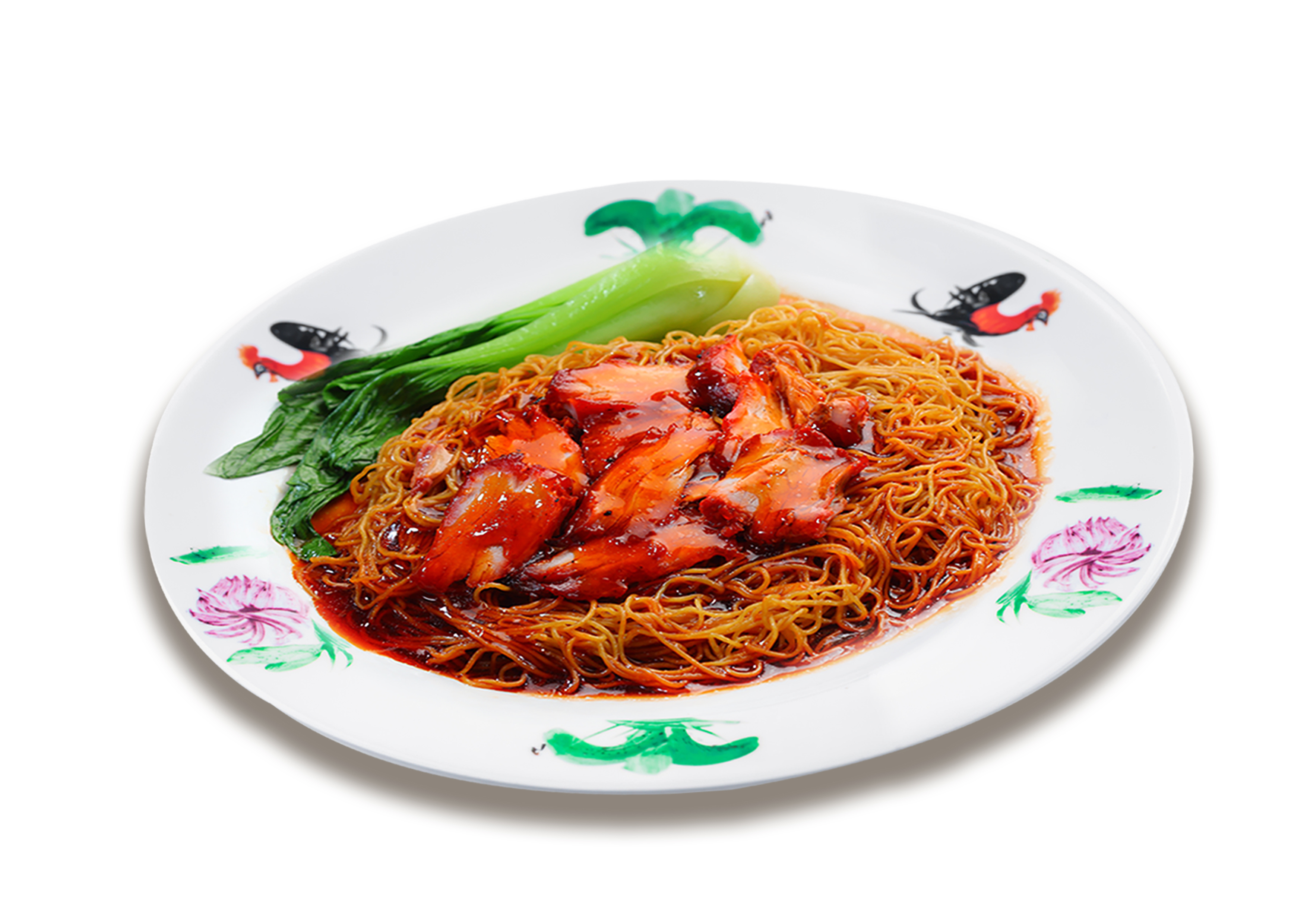 Chicken Char Siew Noodle