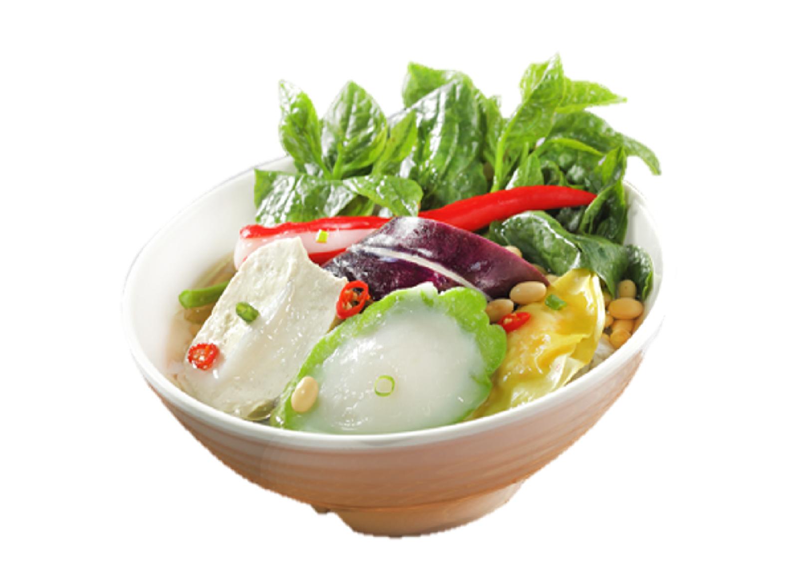 Yong Tau Foo (Soup)