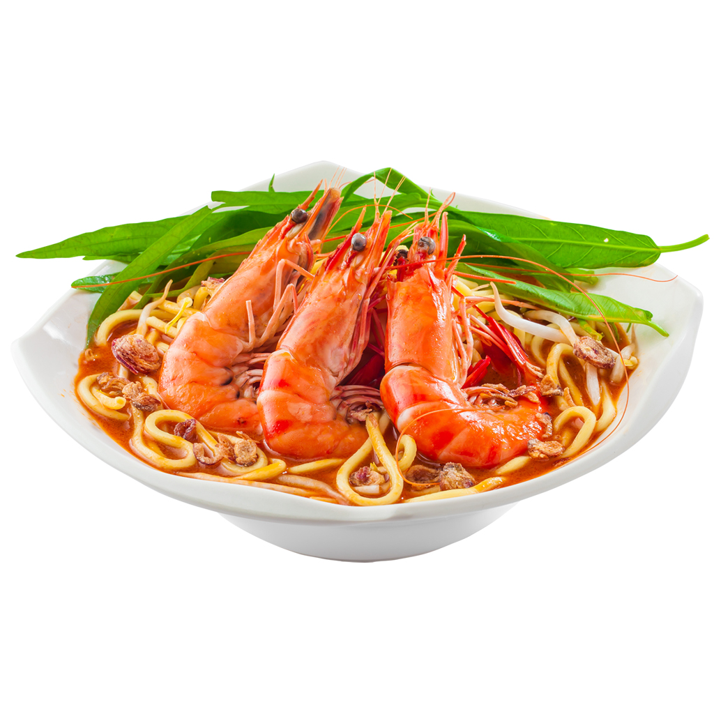Prawn Noodle (Soup)