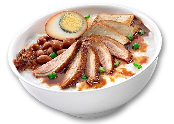 Duck Porridge