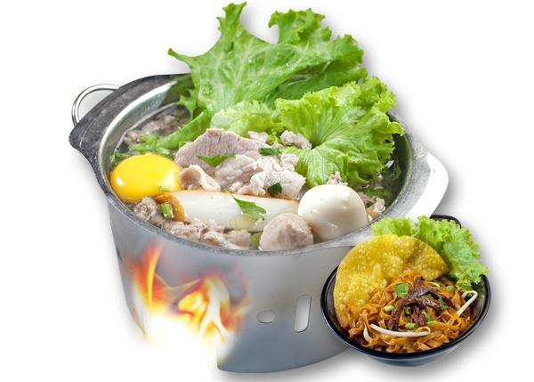 Mini Wok Noodle